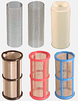 Strainer Replacement Elements